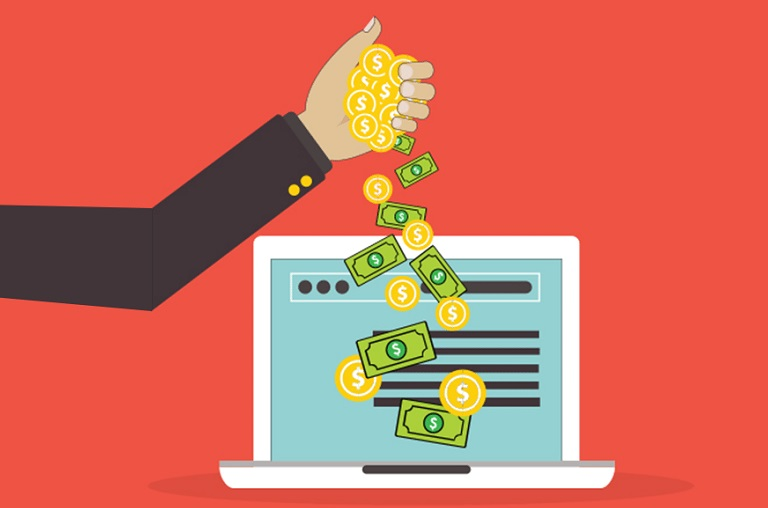 start a blog for generating income