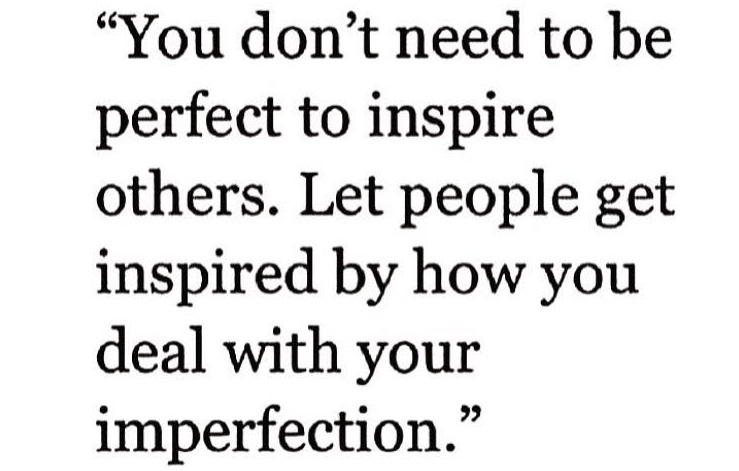 you will inspire others