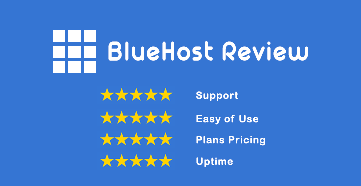 bluehost hosting service review