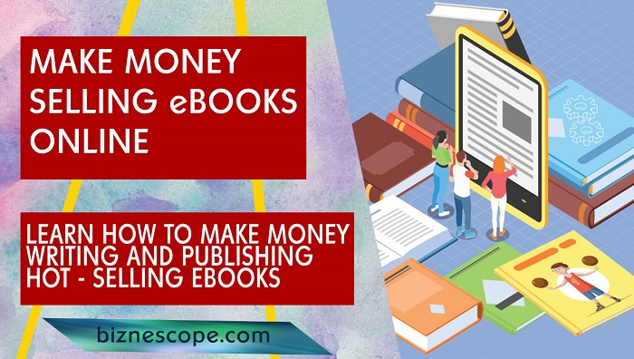 selling ebooks