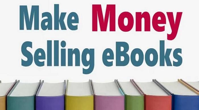 make money selling ebooks online
